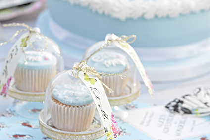 Über kleine Eat-Me-Küchlein freuen sich eure Gäste