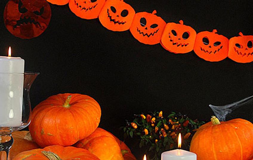Jack O'Lantern darf bei keiner Halloween-Party fehlen