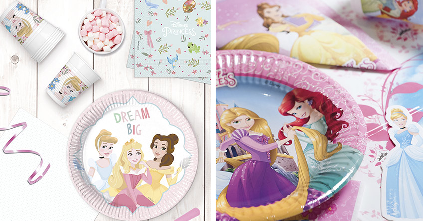 Liebt dein Kind Disney? Eine tolle Grundlage für eine Kinderparty mit Motto
