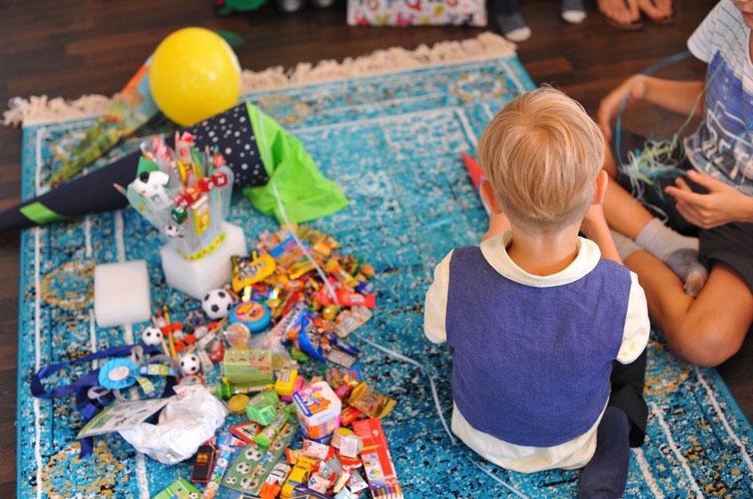 Kleine Geschenke für frische Schulkinder findest du bei uns