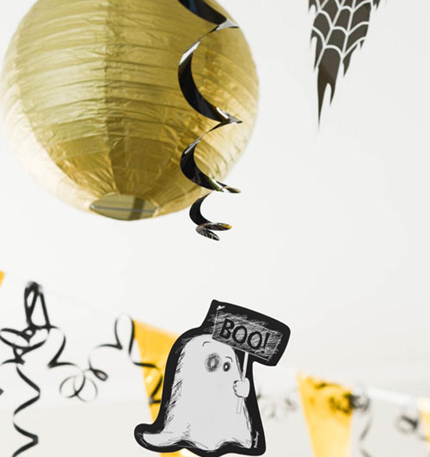 Nicht alle Geister sind gruselig zu Halloween