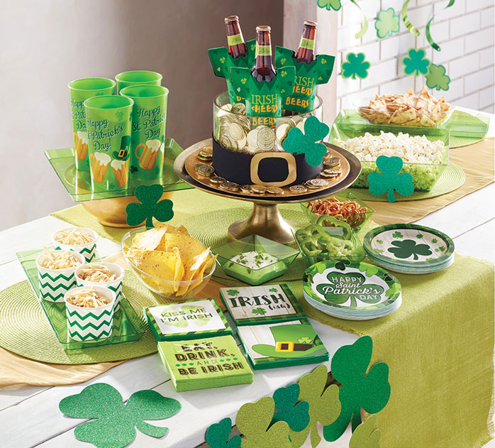 St. Patrick's Day Partybuffet