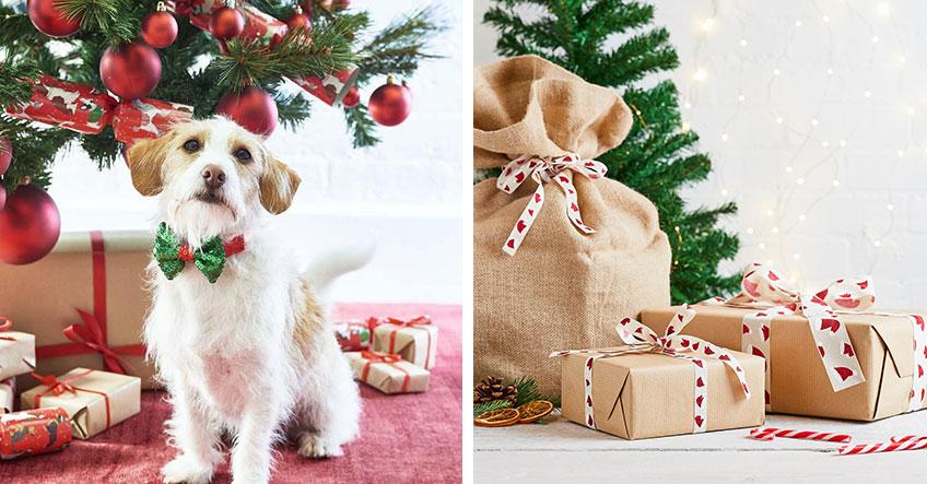 Weihnachtlich nostalgisch - Deko in Rot und Grün