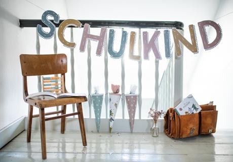 Mach den ersten Schultag besonders - mit schöner Deko und ein paar guten Ideen