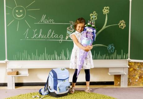 Mit unseren Tipps ist dein Schatz bald bereit für den Schulstart - äußerlich und innerlich (c) Nadine Bartholdt