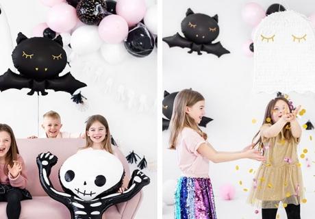 Ungezwungen in Deko und Kostüm - Halloween mal anders