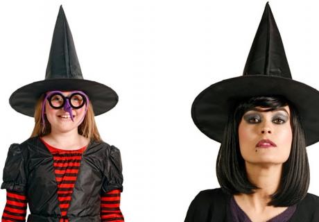 Verkleidungen sind ein großer Spaß zu Halloween