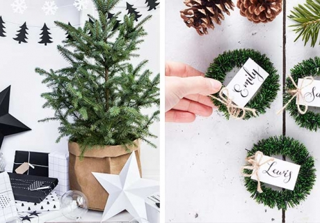 Für eine gemütliche Bescherung - Scandi Christmas Deko & Geschenkideen
