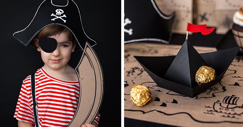 """Sorg mit kleinen Accessoires für das gewisse """"Arrr!"""" auf der Piratenparty"""