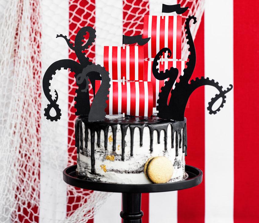 Dieser Cake-Topper macht deinen Geburtstagskuchen genial piratig